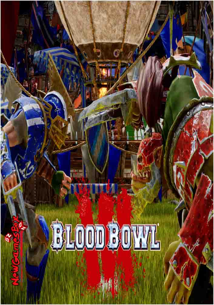Blood Bowl 3 Free Download Full Version PC Setup