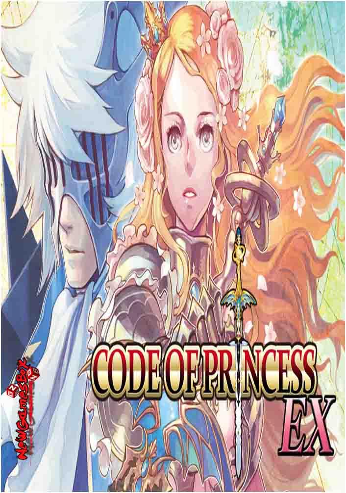 Code Of Princess EX Free Download Full PC Game Setup