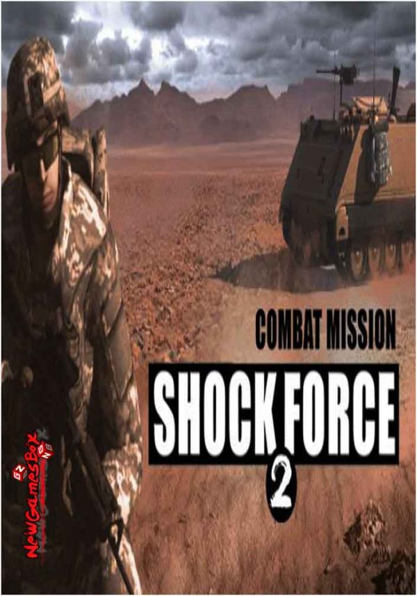 Combat Mission Shock Force 2 Free Download PC Game Setup