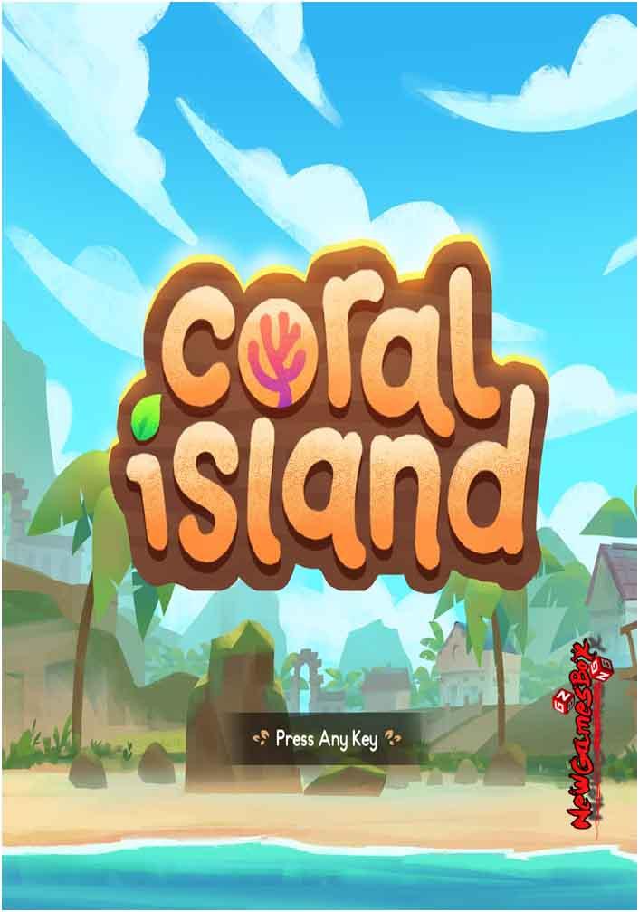 Coral Island Free Download Full Version PC Game Setup
