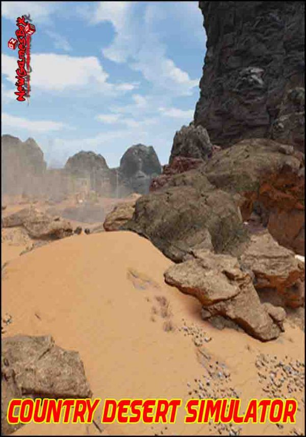 Country Desert Simulator Free Download Full PC Game Setup