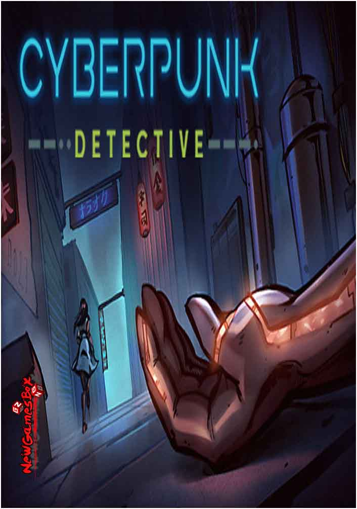 Cyberpunk Detective Free Download Full PC Game Setup