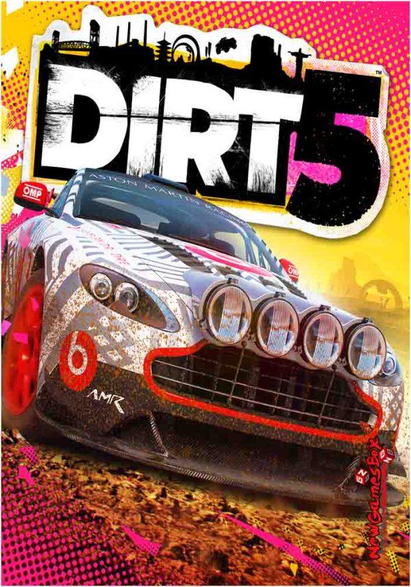 DIRT 5 Free Download Full Version PC Game Setup