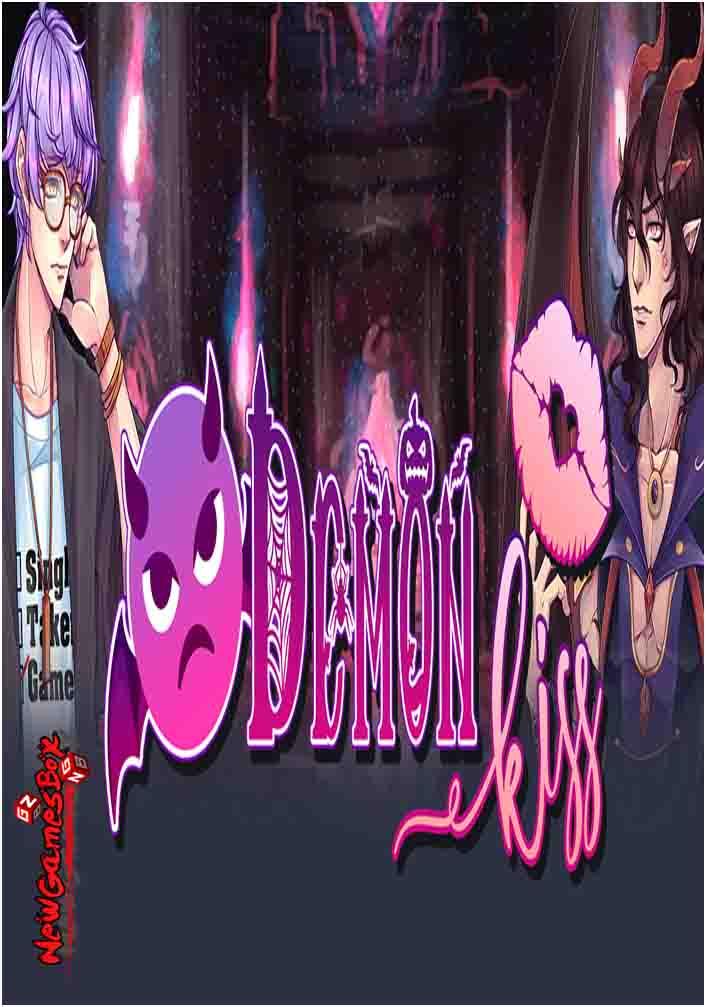 Demon Kiss Free Download Full Version PC Game Setup