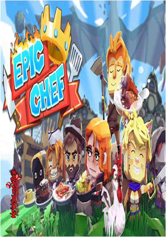Epic Chef Free Download Full Version PC Game Setup