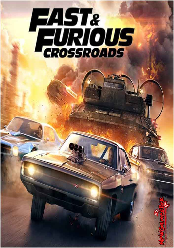 Fast And Furious Crossroads Free Download PC Game Setup