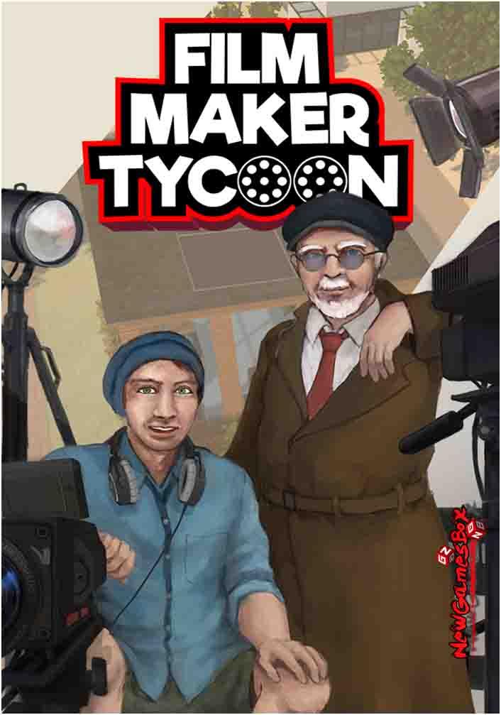 Filmmaker Tycoon Free Download Full Version PC Setup