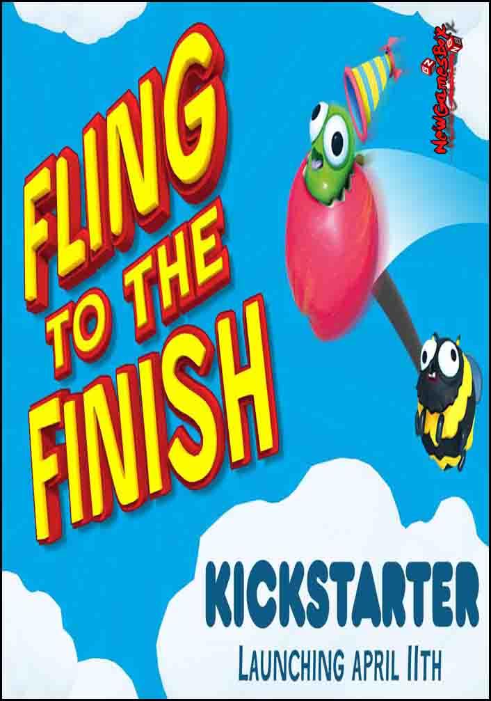 Fling To The Finish Free Download Full PC Game Setup