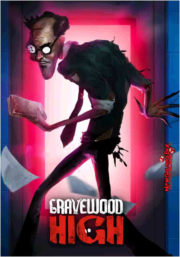 Gravewood High Free Download Full Version PC Game Setup