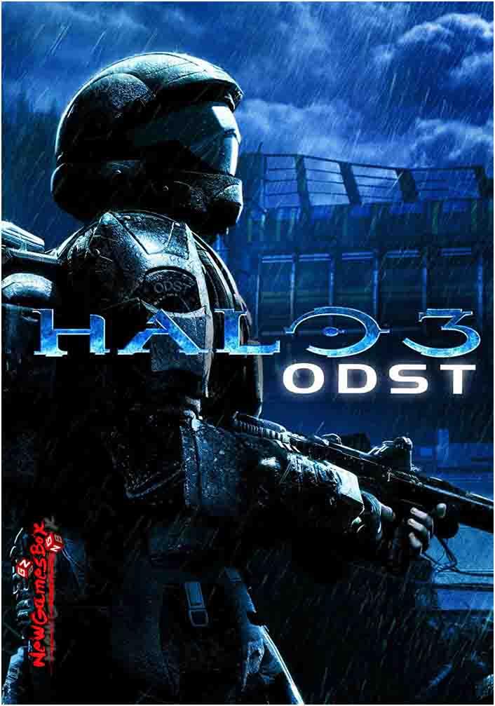 Halo 3 ODST Free Download Full Version PC Setup
