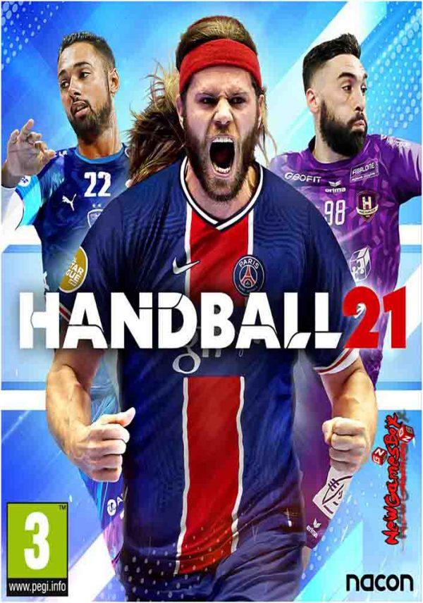 Handball 21 Free Download Full Version PC Game Setup