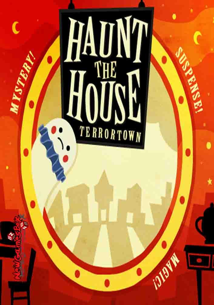 Haunt The House Terrortown Free Download PC Game Setup