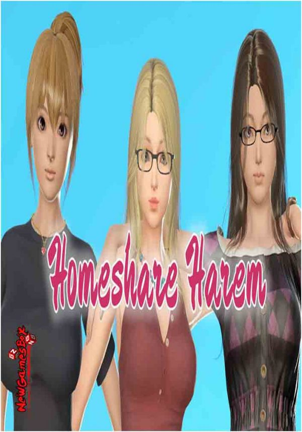 Homeshare Harem Free Download Full Version PC Setup