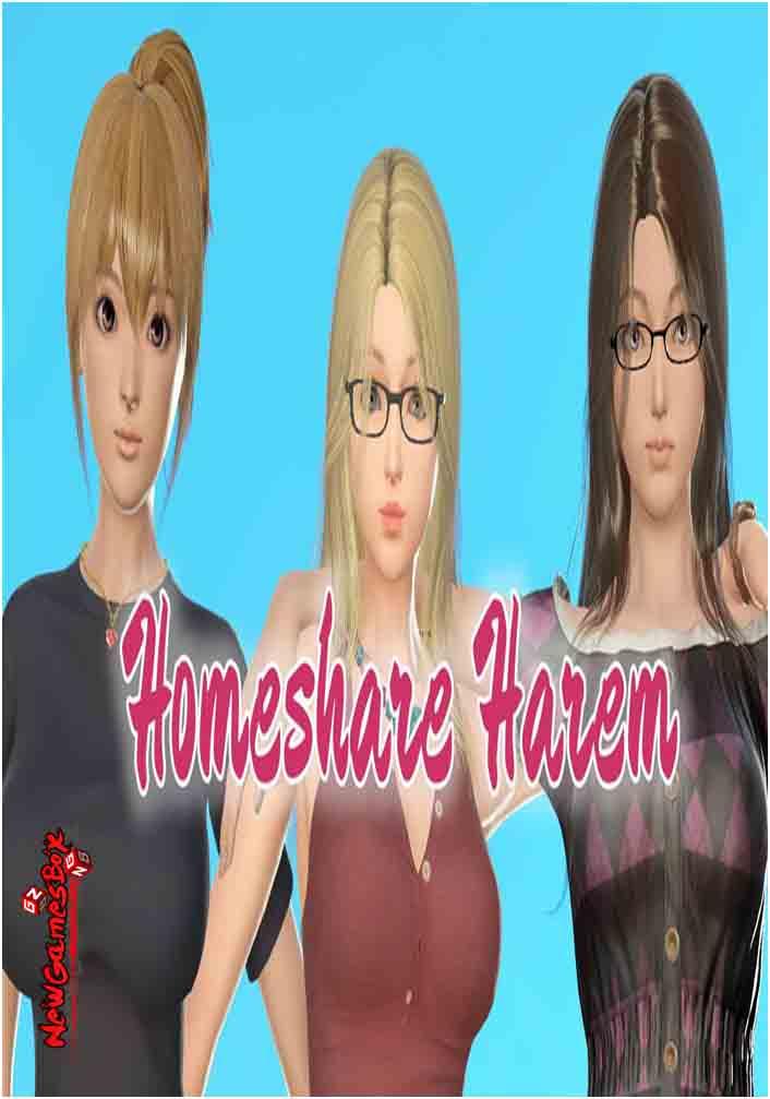Homeshare Harem Free Download Full Version PC Setup