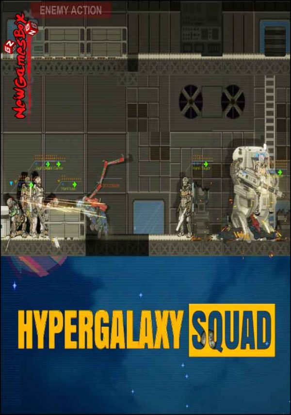 Hypergalaxy Squad Free Download Full Version PC Game Setup