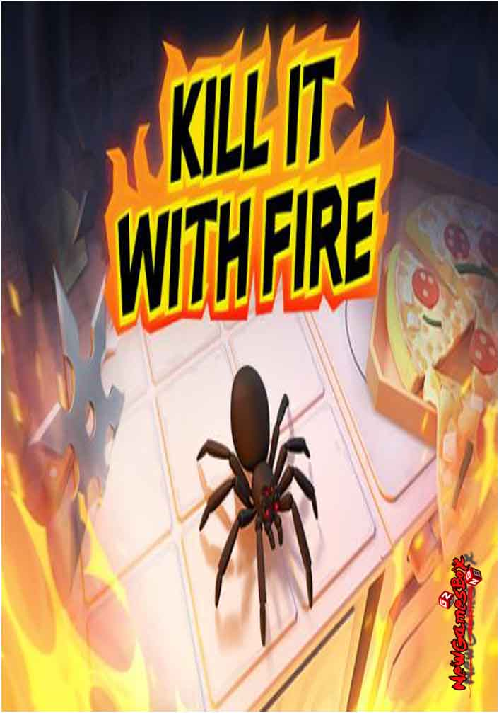 Kill It With Fire Free Download Full Version PC Setup