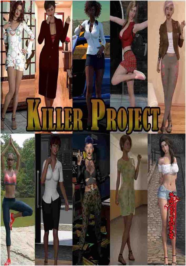 Killer Project Free Download Full Version PC Game Setup
