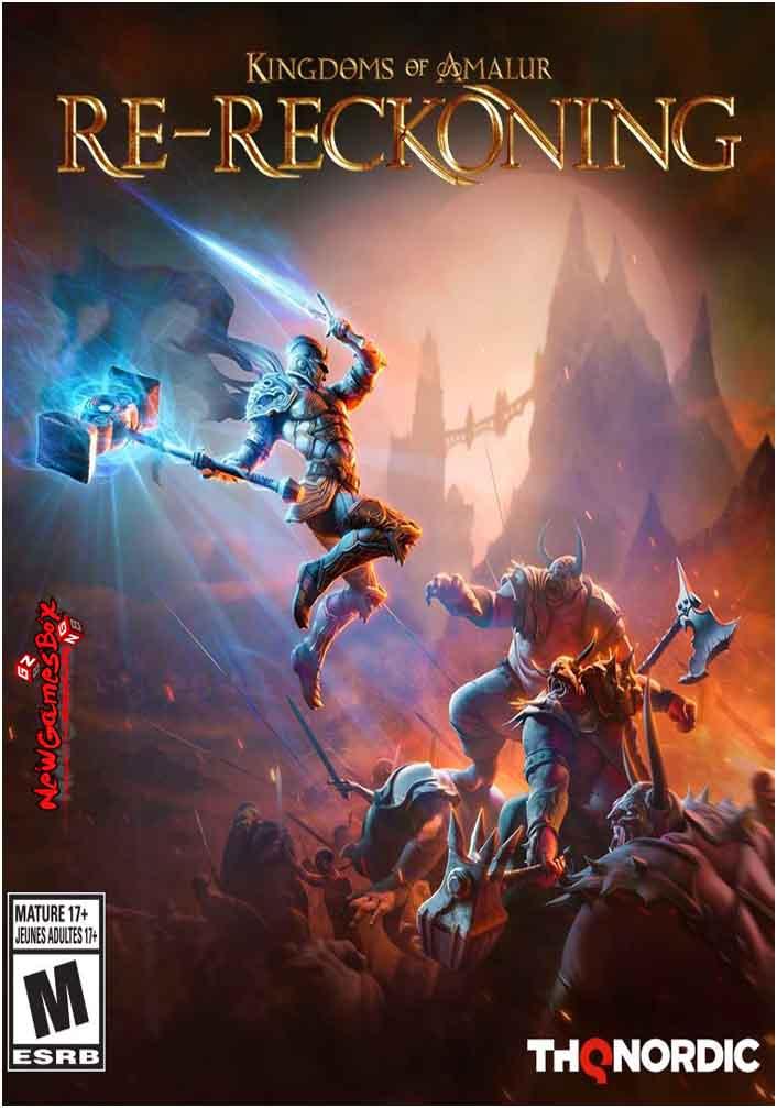 Kingdoms Of Amalur Re-Reckoning Free Download PC Setup