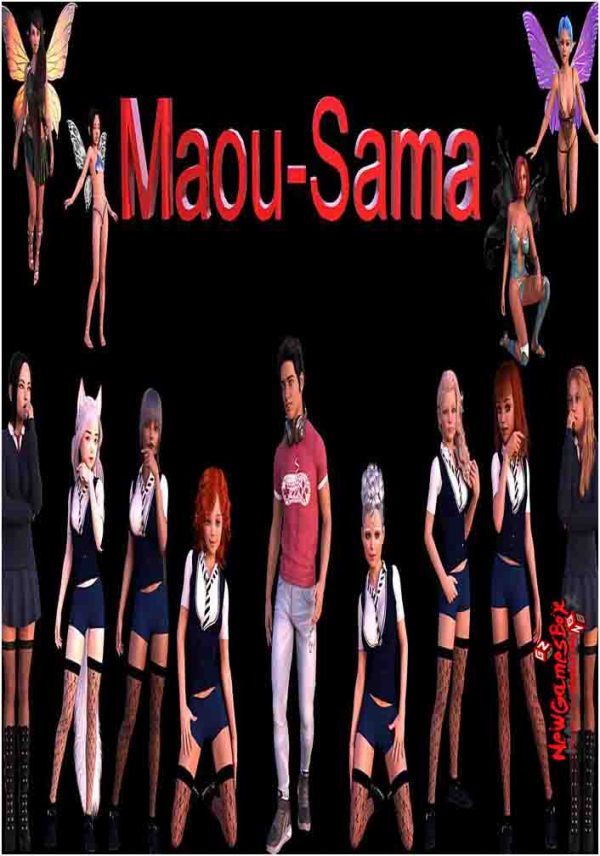 Maou-Sama Free Download Full Version PC Game Setup