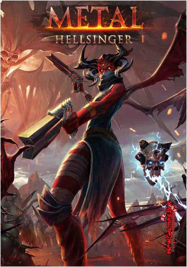 Metal Hellsinger Free Download Full Version PC Setup