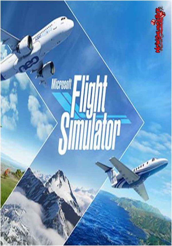 Microsoft Flight Simulator Free Download PC Game Setup