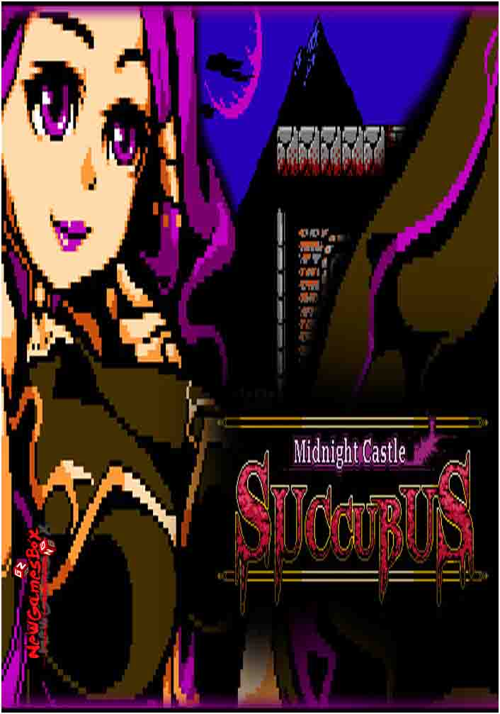 Midnight Castle Succubus DX Free Download PC Game Setup