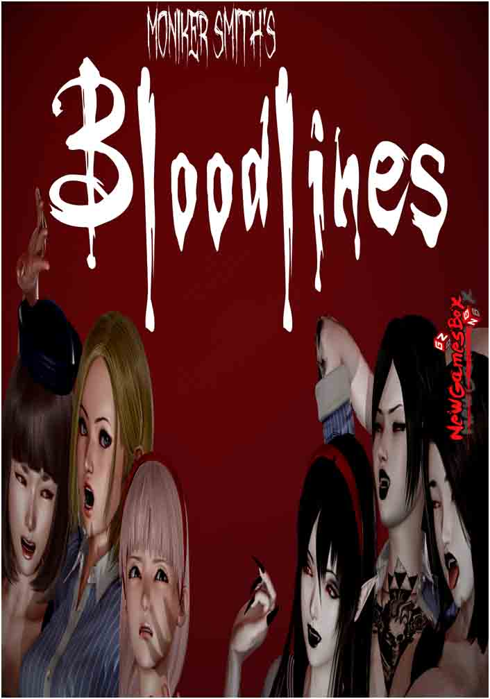Moniker Smiths Bloodlines Free Download PC Game Setup