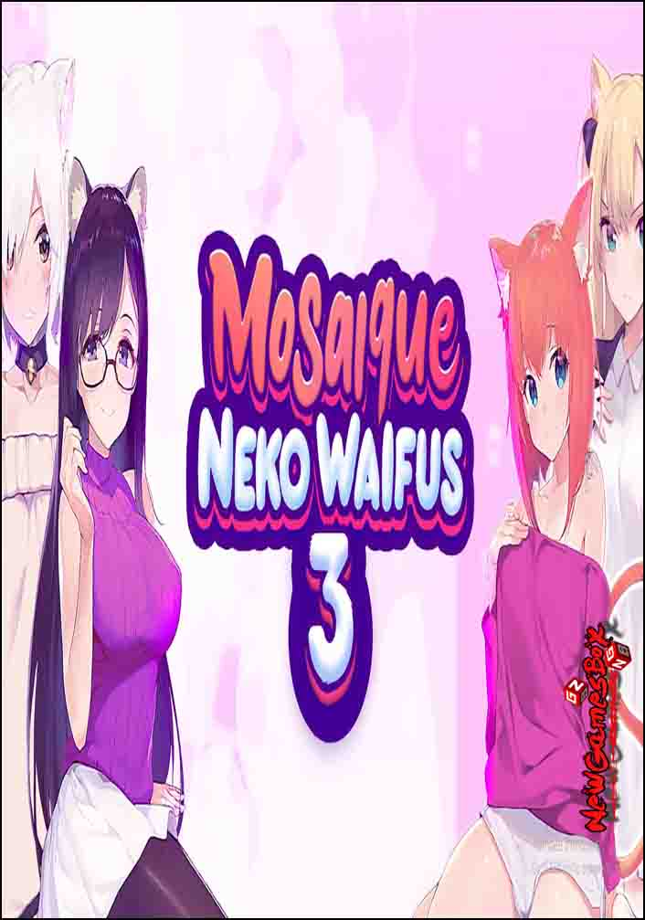 Mosaique Neko Waifus 3 Free Download Full PC Game Setup