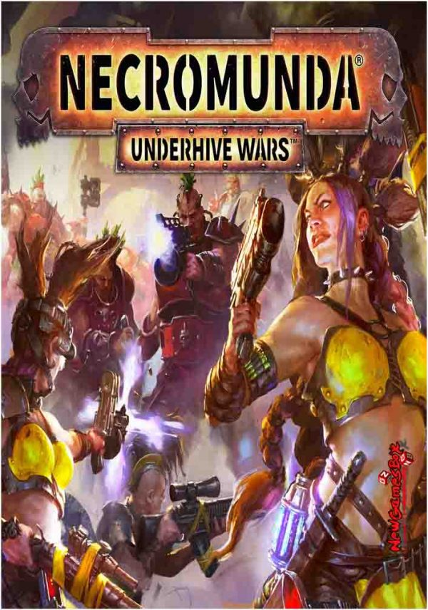 Necromunda Underhive Wars Free Download PC Game Setup