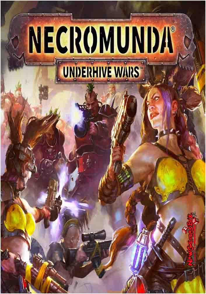 Necromunda Underhive Wars Free Download PC Game Setup