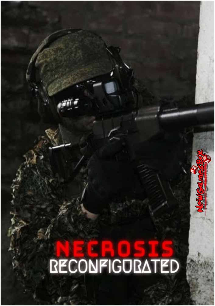 Necrosis Reconfigurated Free Download PC Game Setup