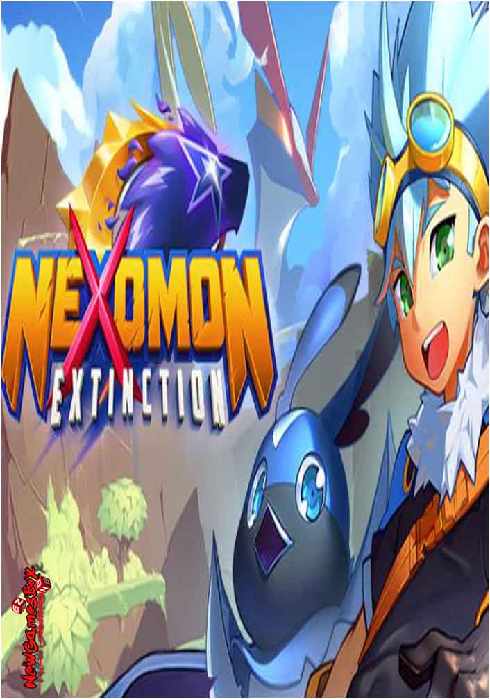 Nexomon Extinction Free Download Full Version PC Setup