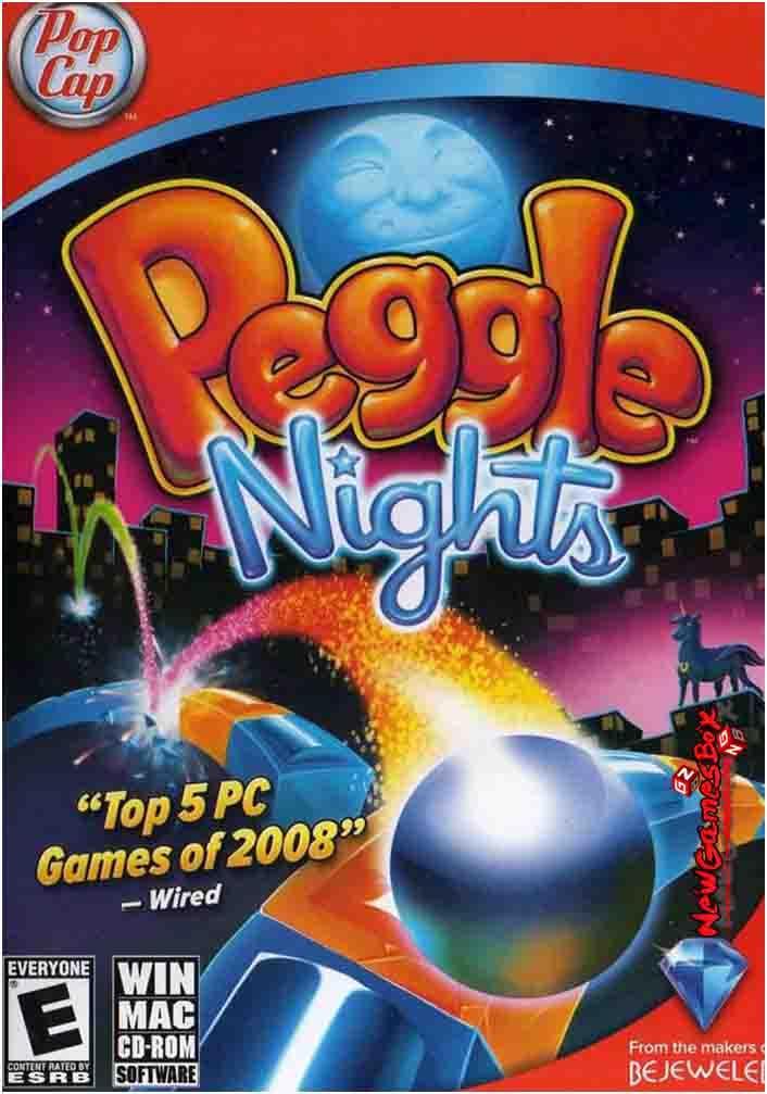 Peggle Nights Free Download Full Version PC Game Setup
