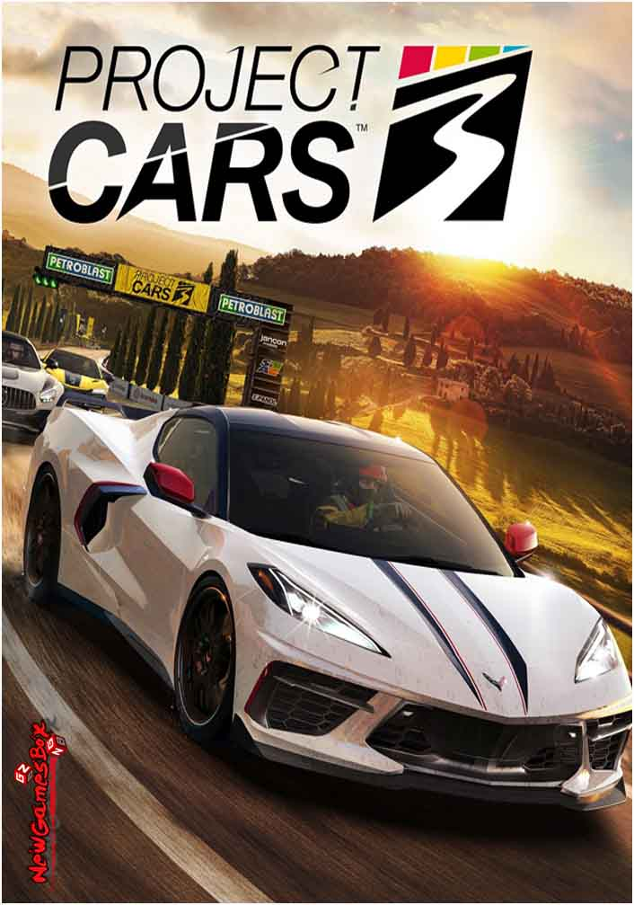 Project CARS 3 Free Download Full Version PC Setup