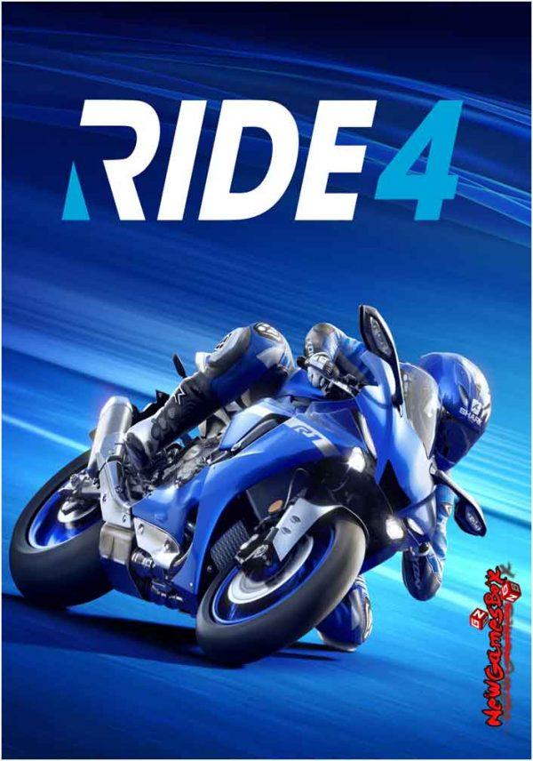 RIDE 4 Free Download Full Version PC Game Setup