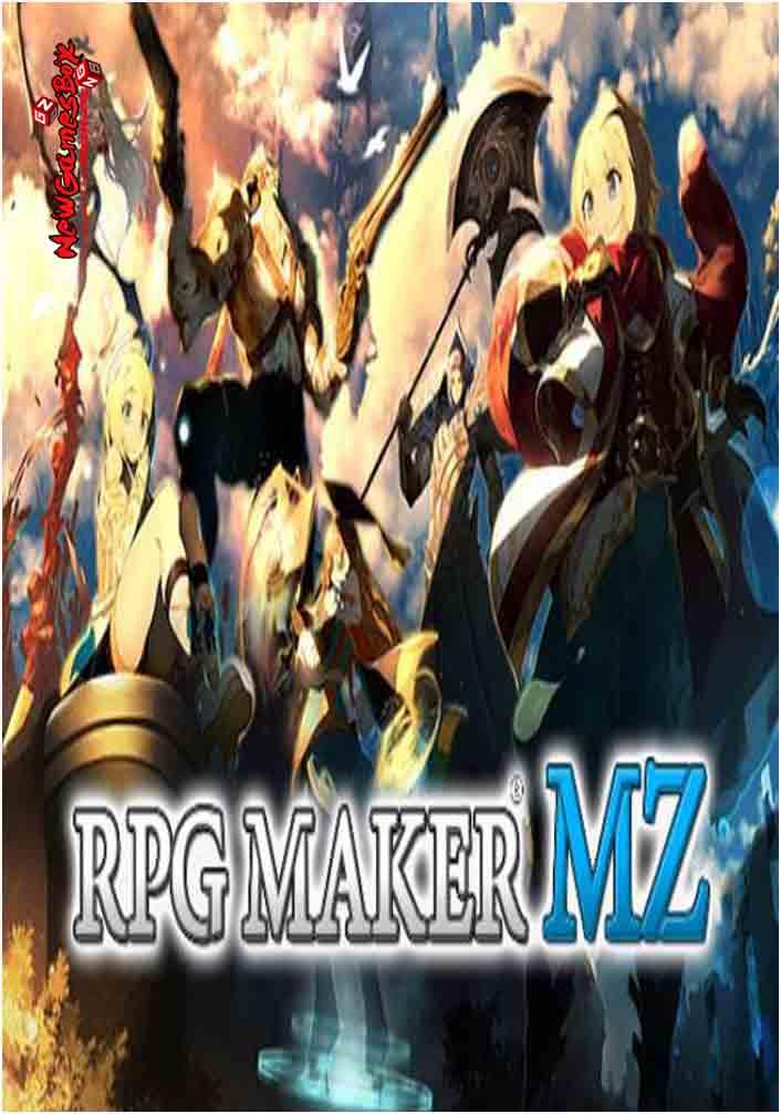 RPG Maker MZ Free Download Full Version PC Setup