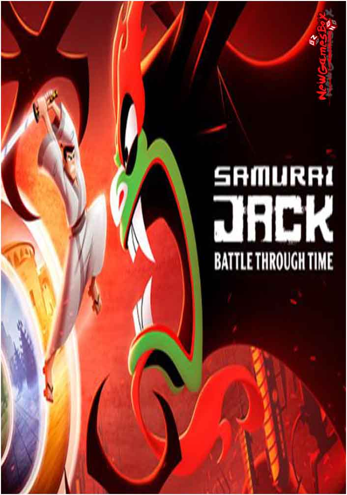 Samurai Jack Battle Through Time Free Download PC Setup