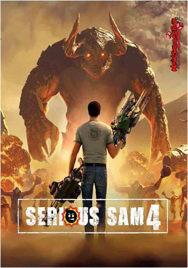 Serious Sam 4 Free Download Full Version PC Setup