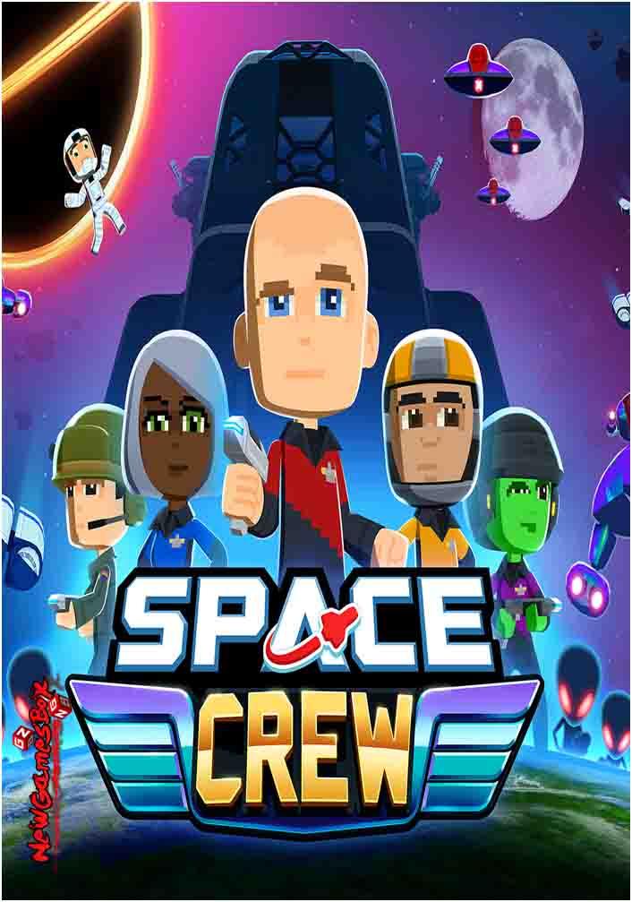 Space Crew Free Download Full Version PC Game Setup