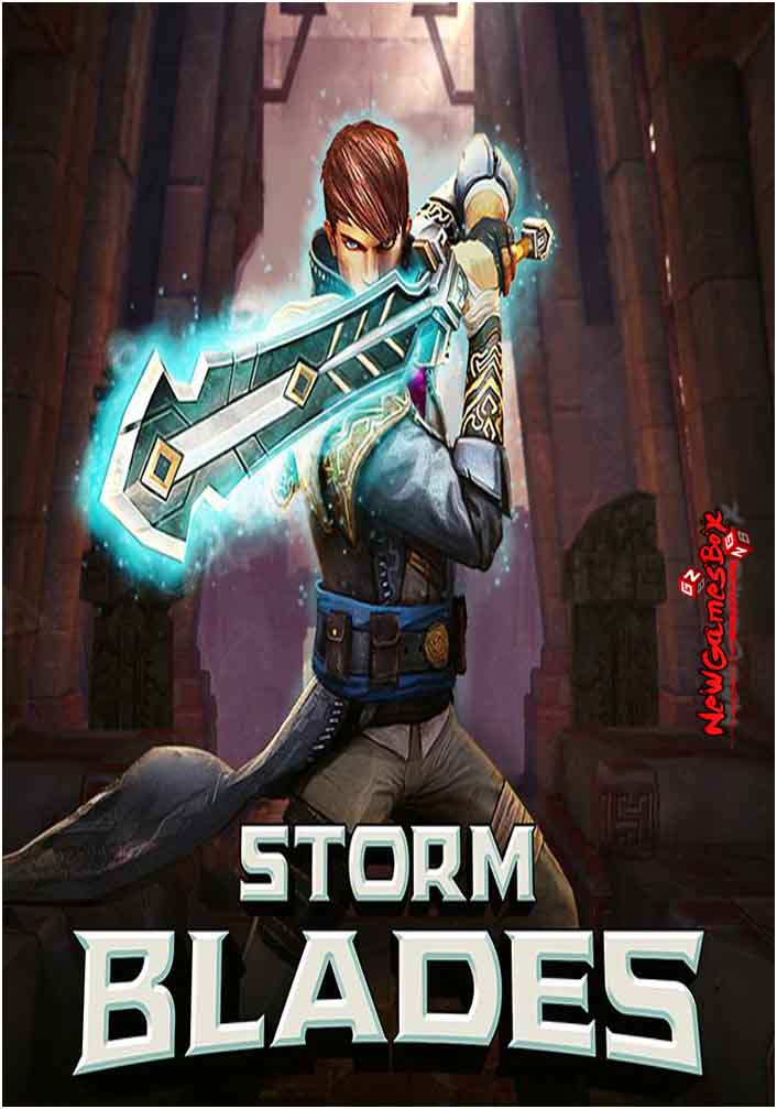 Stormblades Free Download Full Version PC Game Setup