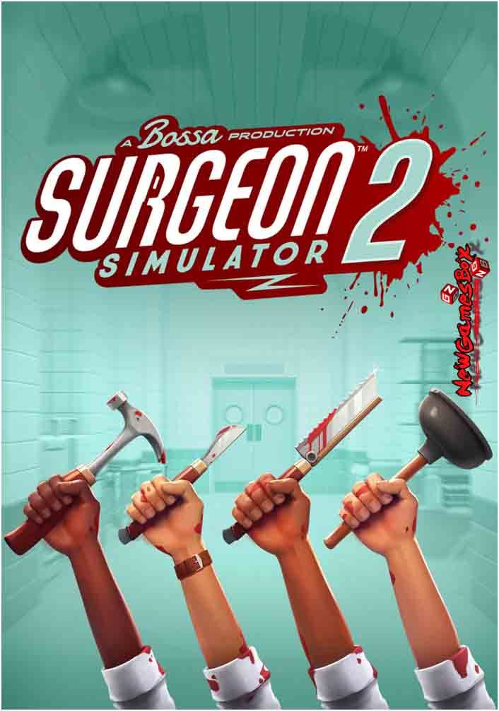 Surgeon Simulator 2 Free Download Full PC Game Setup