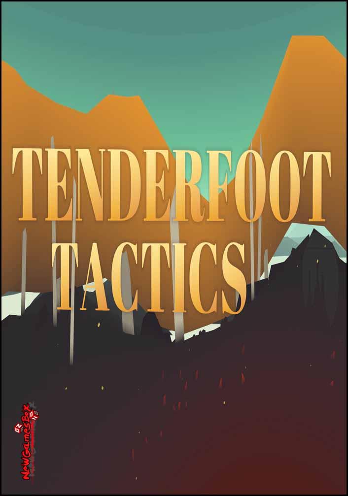 Tenderfoot Tactics Free Download Full Version PC Setup