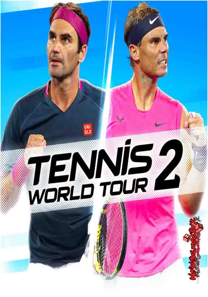 Tennis World Tour 2 Free Download PC Game Setup