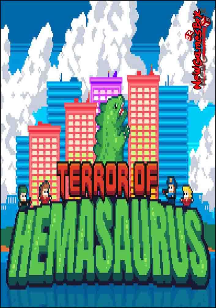 Terror Of Hemasaurus Free Download Full PC Game Setup