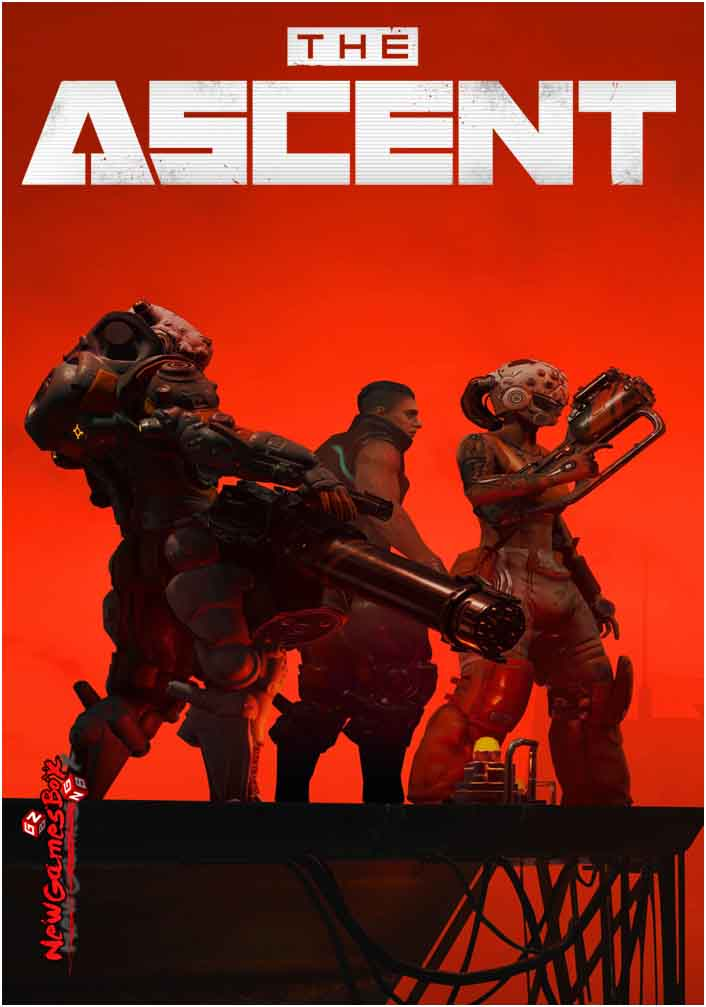 The Ascent Free Download Full Version PC Game Setup