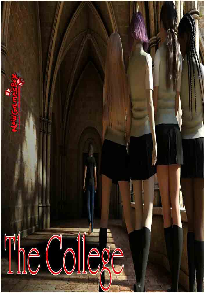 The College Free Download Full Version PC Game Setup