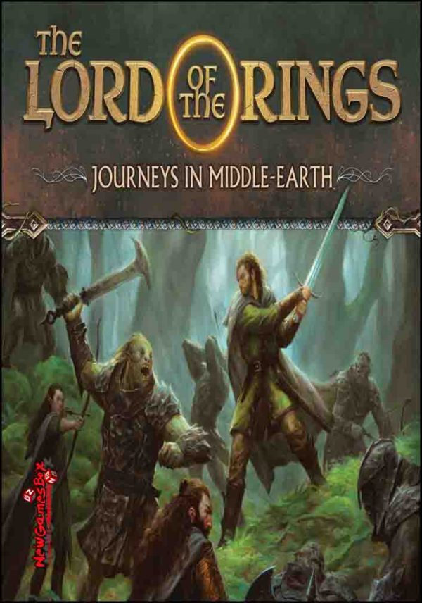 The Lord Of The Rings Journeys In Middle-Earth Free Download