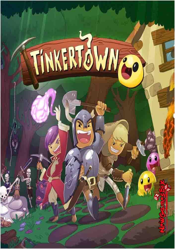 Tinkertown Free Download Full Version PC Game Setup