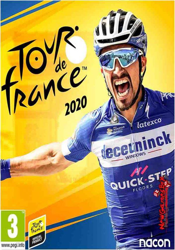 Tour De France 2020 Free Download Full PC Game Setup