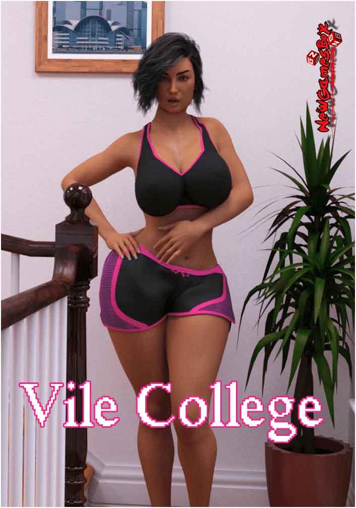 Vile College Free Download Full Version PC Game Setup